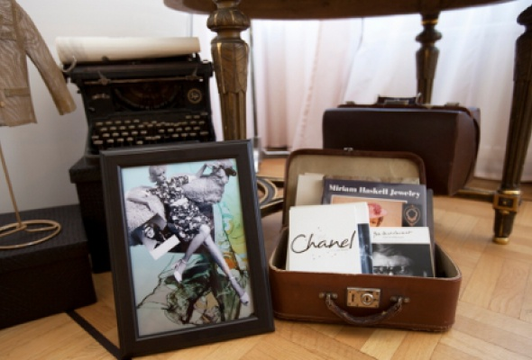Раритетные Chanel, Dior иHermes вVictoria'sVintage - Фото №0