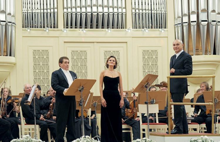 VIII Международный конкурс молодых оперных певцов Елены Образцовой