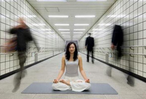 Первый московский открытый фестиваль йоги «Yogafest» - Фото №2