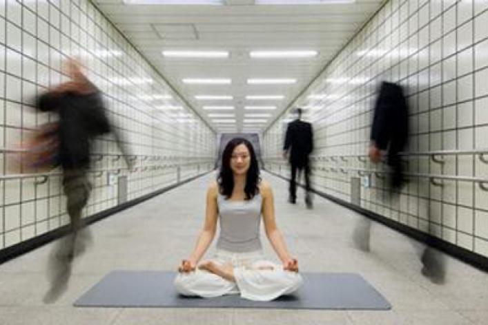 Первый московский открытый фестиваль йоги «Yogafest»