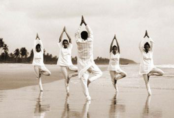 Первый московский открытый фестиваль йоги «Yogafest» - Фото №1
