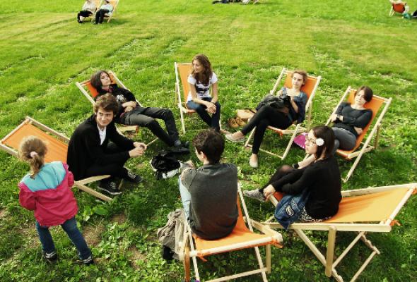 Петербург: 15новых мест, чтобы расслабиться - Фото №0