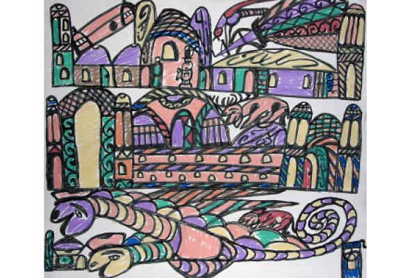 Бифатима Дуалетова «Гуру-арт» последнего казахского дервиша» - Фото №1