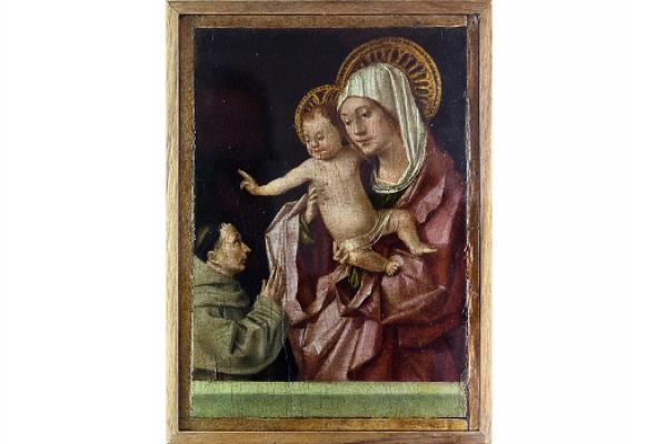 Антонелло да Мессина. Шедевры из музеев Сицилии - Фото №1