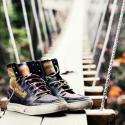 Если старые ботинки Earthkeepers сдать в магазин, они будут отданы в переработку