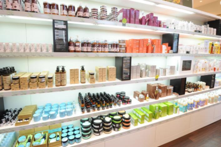 Где купить органическую косметику?