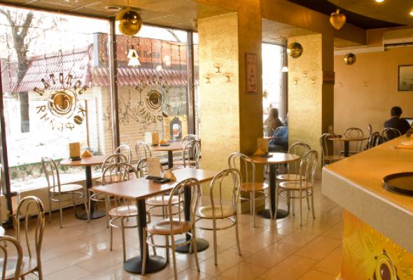 Золотая кофейня - Фото №0