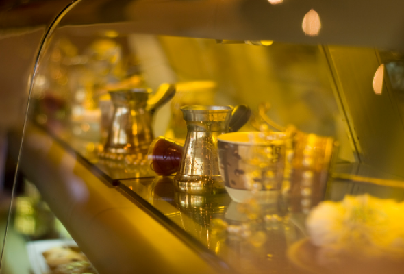 Золотая кофейня - Фото №2