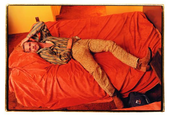 Анни Лейбовиц. Жизнь фотографа. 1990-2005 - Фото №9