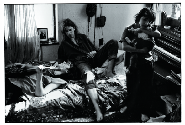 Анни Лейбовиц. Жизнь фотографа. 1990-2005 - Фото №12