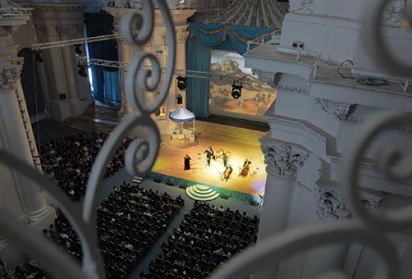 """Концертно-выставочный зал """"Смольный собор"""" - Фото №1"""