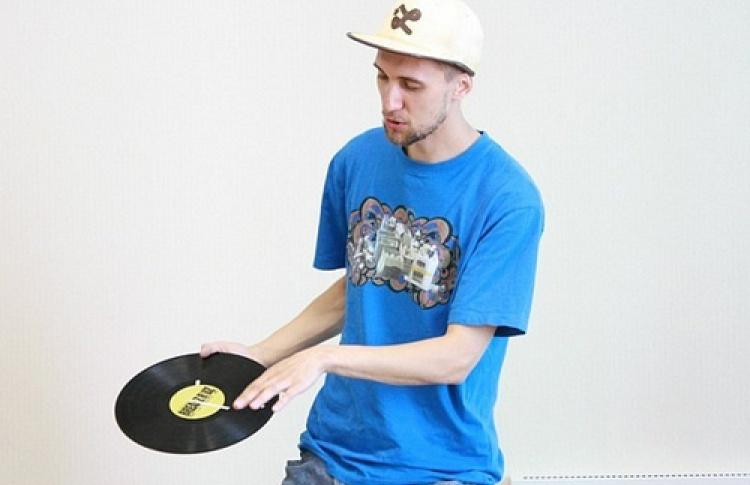 DJ Shipa (funk, lounge, hip-hop)