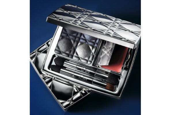 Коллекция макияжа Dior Blue Tie - Фото №0