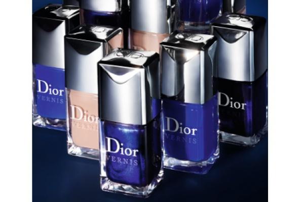 Коллекция макияжа Dior Blue Tie - Фото №3