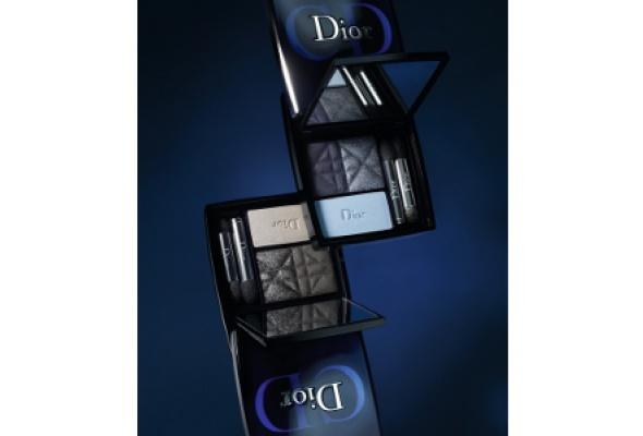 Коллекция макияжа Dior Blue Tie - Фото №4