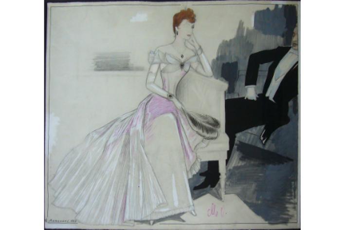 Работы художников-эмигрантов из собрания галереи и частных коллекций