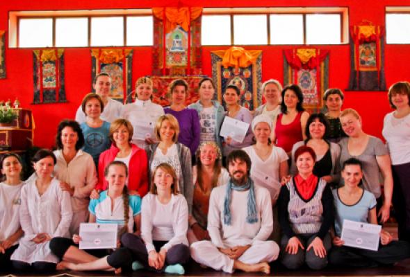 Кундалини-йога - Фото №2