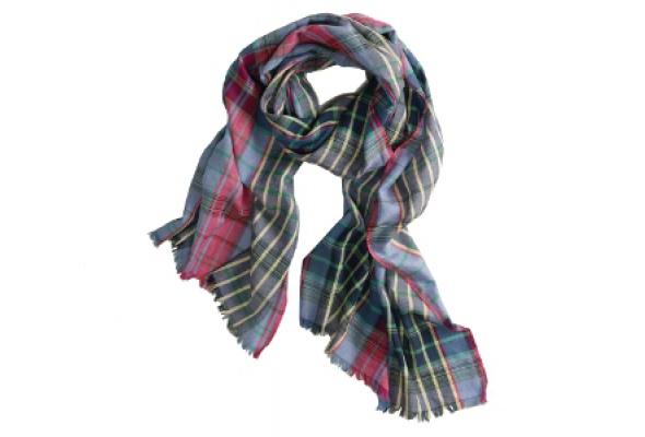 35ярких шарфов - Фото №0
