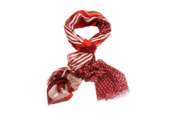 35ярких шарфов - Фото №2