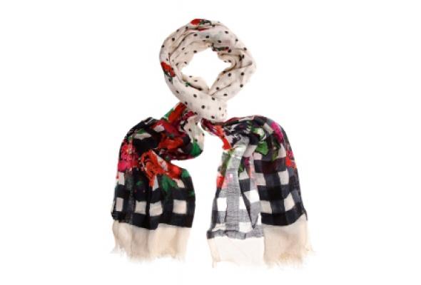 35ярких шарфов - Фото №4