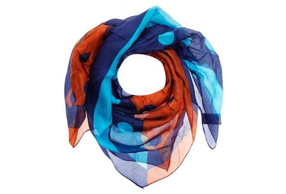 35ярких шарфов - Фото №5