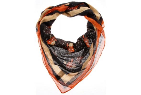 35ярких шарфов - Фото №7