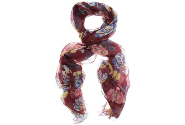 35ярких шарфов - Фото №9