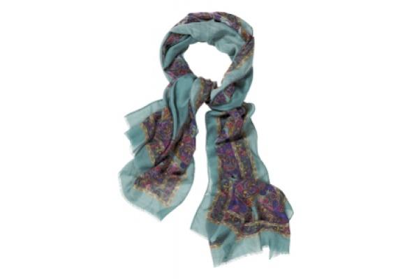 35ярких шарфов - Фото №14