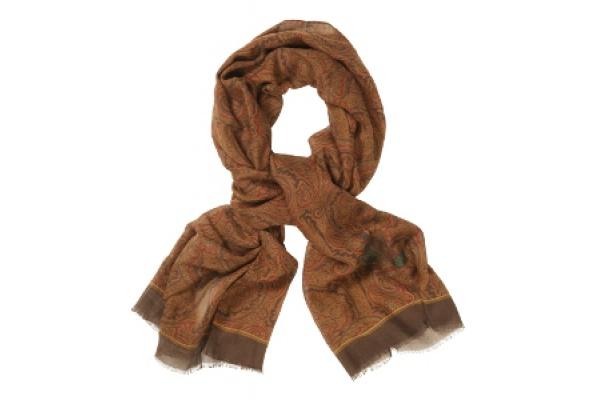 35ярких шарфов - Фото №15