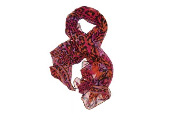 35ярких шарфов - Фото №22