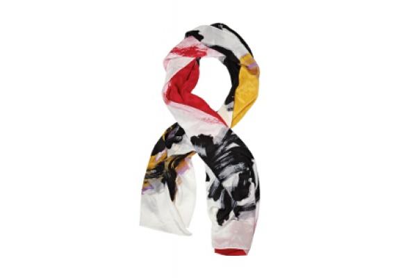 35ярких шарфов - Фото №24