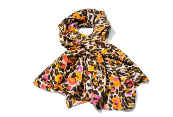 35ярких шарфов - Фото №28