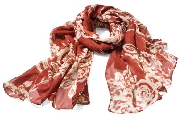 35ярких шарфов - Фото №29