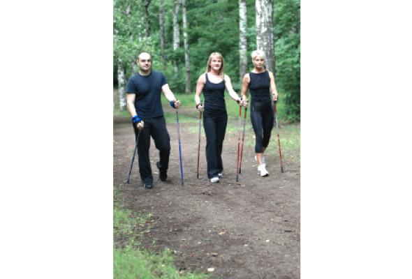 Скандинавская ходьба - Фото №2