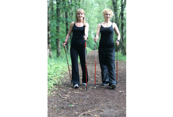 Скандинавская ходьба - Фото №1