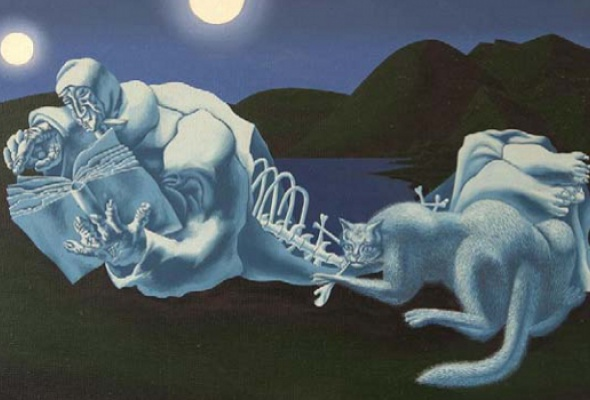 Голубая кость - Фото №0