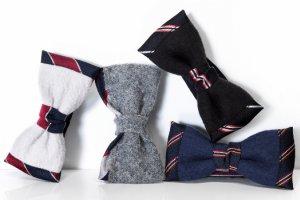 Вбутике Lanvin покажут винтажные галстуки-бабочки