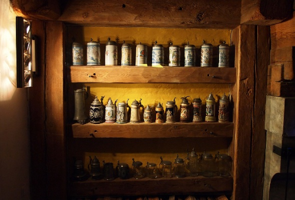 Вновом музее пива можно попробовать копченые икофейные сорта - Фото №0