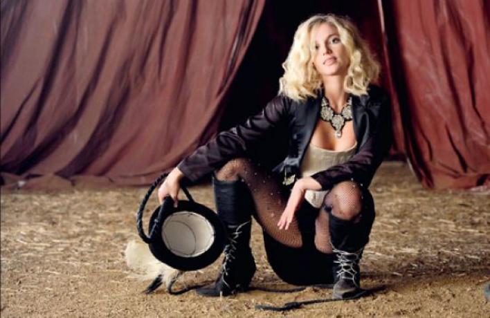Time Out разыгрывает 2билета навыступление Бритни Спирс идиски сееновым альбомом Femme Fatale