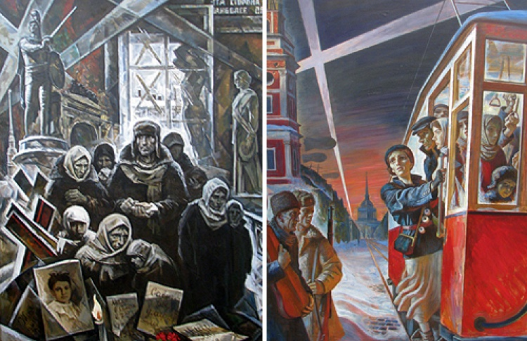 К 70-летию со дня начала блокады Ленинграда