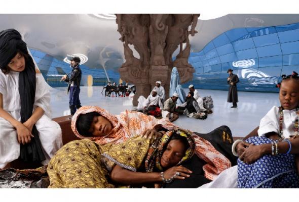 НаМосковской биеннале репетируют конец света - Фото №2