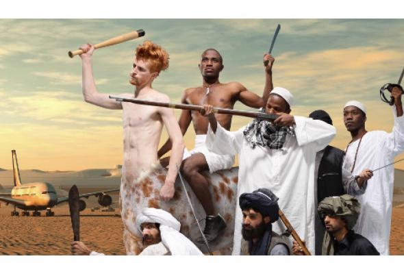 НаМосковской биеннале репетируют конец света - Фото №7
