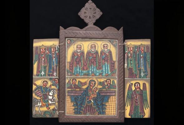Христианский лик Эфиопии: Церковь Тэвахэдо - Фото №1