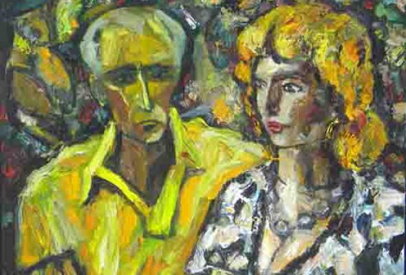 Двойной портрет. Елена и Федор - Фото №0