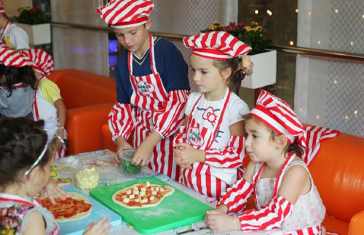 Bambini Dolci: итальянская кухня