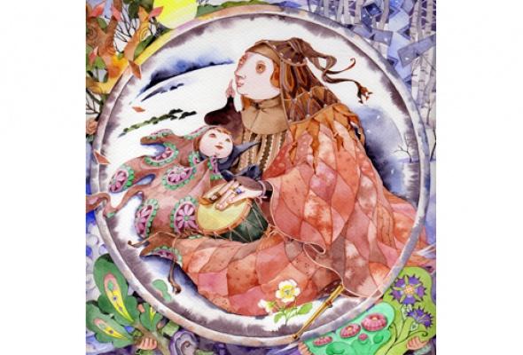 """Фумико Накамура (Япония) """"Гамлет-ребенок - 33 комнаты, в которых нет героя"""" - Фото №1"""