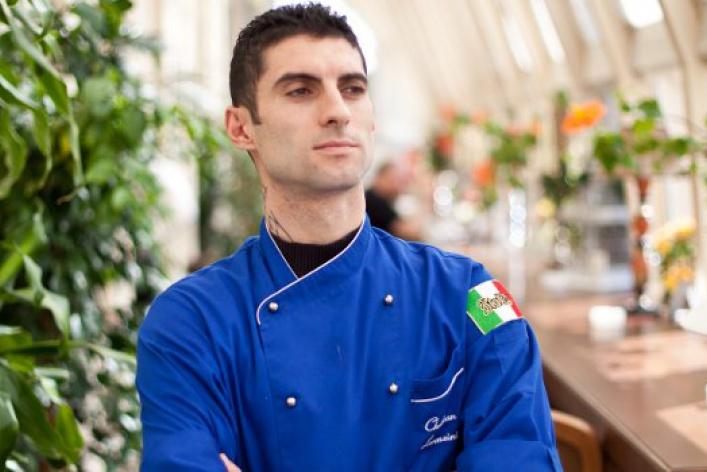 Новый шеф-повар