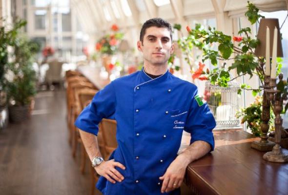 Новый шеф-повар - Фото №1