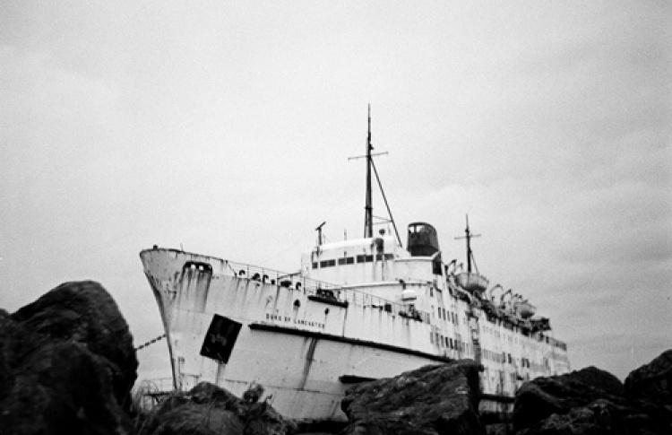 """Станислав Станьковский """"Shift Island"""""""