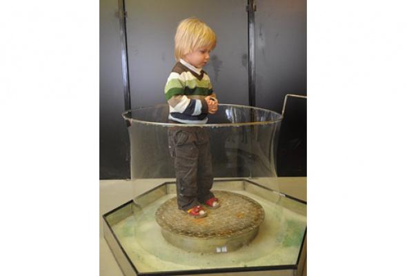 """Научные занятия для малышей в музее """"ЛабиринтУм"""" - Фото №0"""